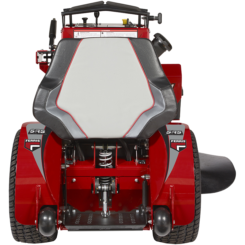 Soft Ride Stand-On (SRS™) Z1 Mowers | Ferris