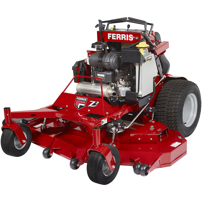 Soft Ride Stand-On (SRS™) Z2 Mowers | Ferris