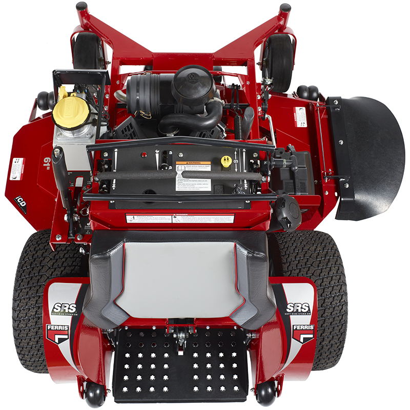 Soft Ride StandOn SRS Z2 Mowers
