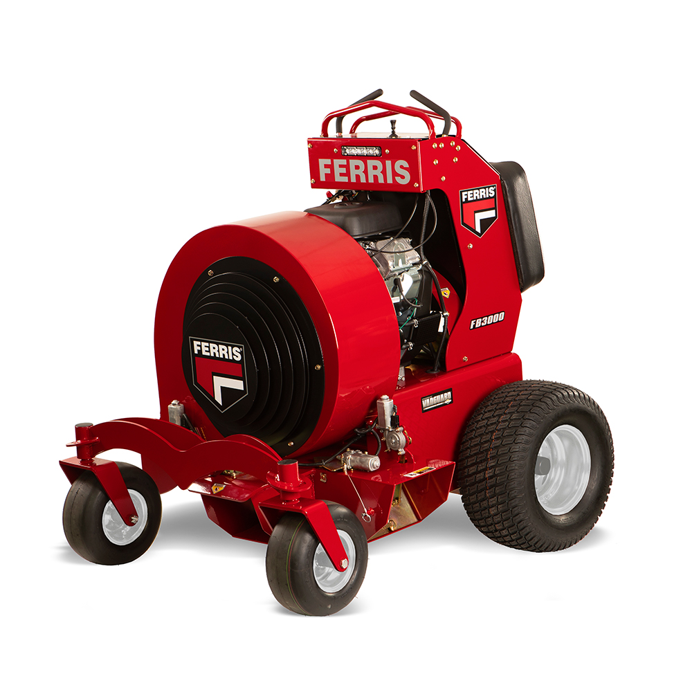 Stand Ride On Leaf Blower Rental: Commercial Stand-On Blowers