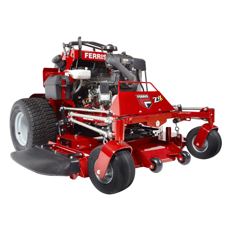 Soft Ride Stand-On (SRS™) Z3X Mowers | Ferris