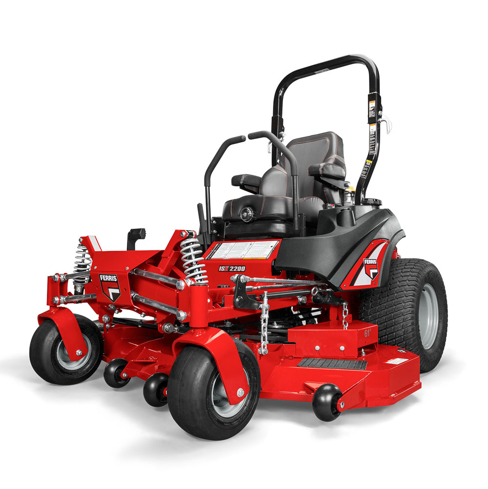 ISX 2200 Zero Turn Mowers