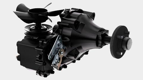 F210Z Zero Turn Mower