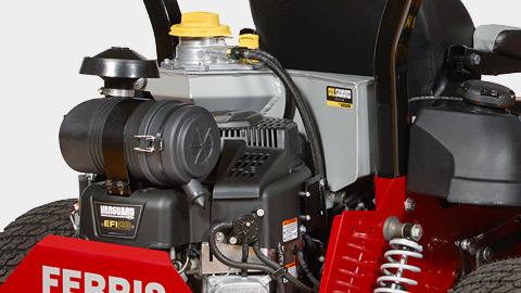 IS® 2100Z Zero Turn Mowers | Ferris