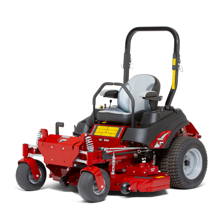 ISX™ 800 Zero Turn Mower