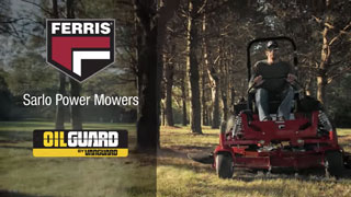 Ferris® Mowers with Oil Guard System: Sarlo Power Mowers Testimonials