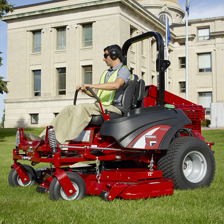 IS  5100Z Zero Turn Mowers